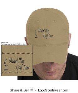 Nike Golf Corporate Unstructured Twill Cap Design Zoom